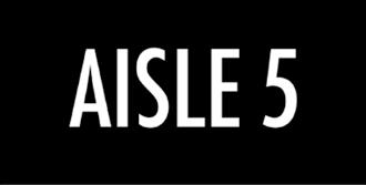 Aisle 5 Oakland Logo